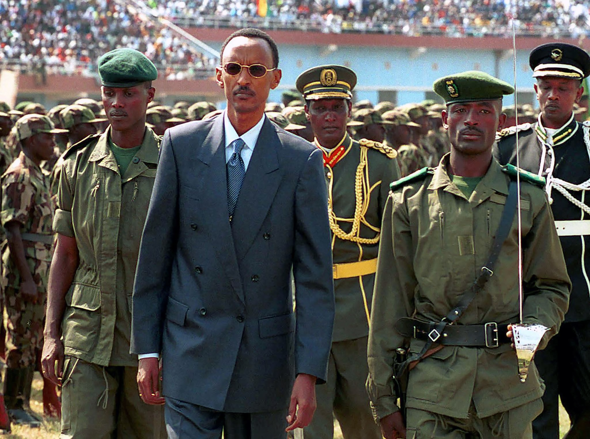 On the sixth anniversary of the Liberation of Kiga
