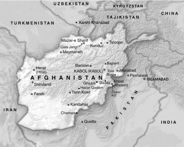 Afghanistan-and-Its-Neighbors